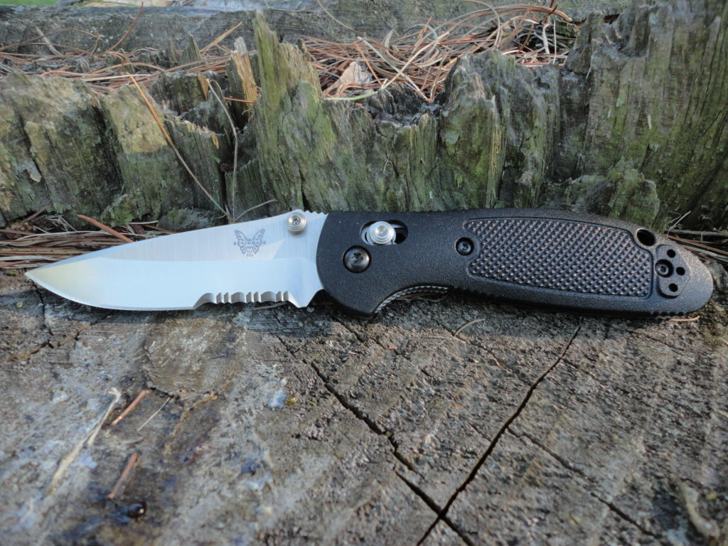 Benchmade 556S Mini Griptilian