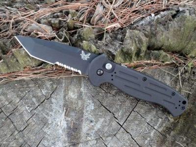 Benchmade 9052SBK AFO II