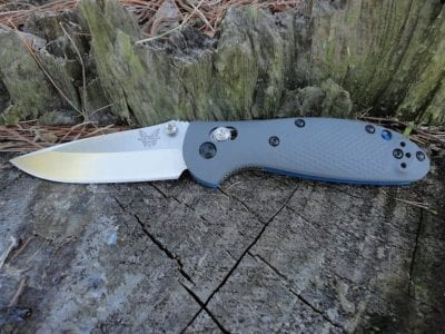 Benchmade 556-1 Mini Griptilian