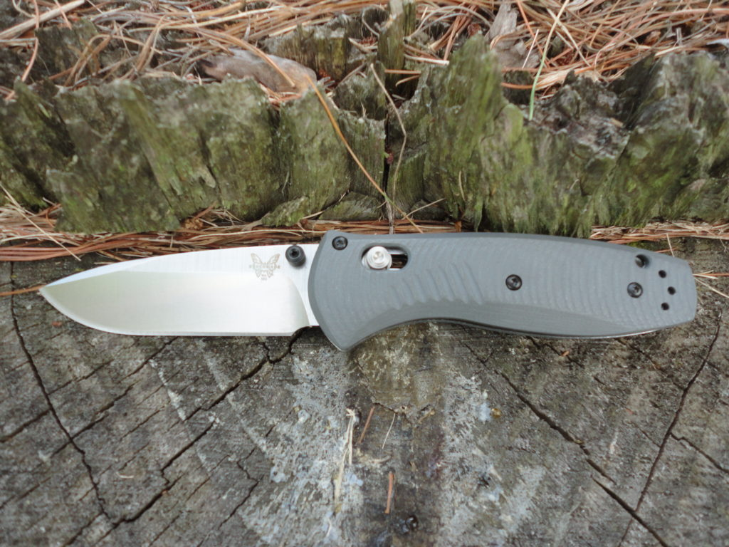 Benchmade 585-2 Mini Barrage