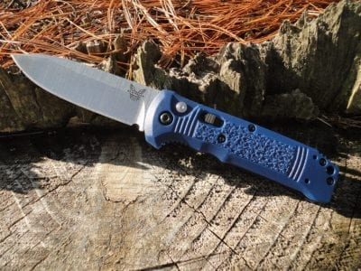 Benchmade 4400-1 Casbah - Blue