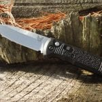 Benchmade 4400 Casbah - Black