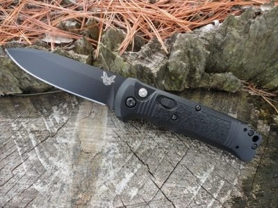 Benchmade 4400BK Casbah - Black