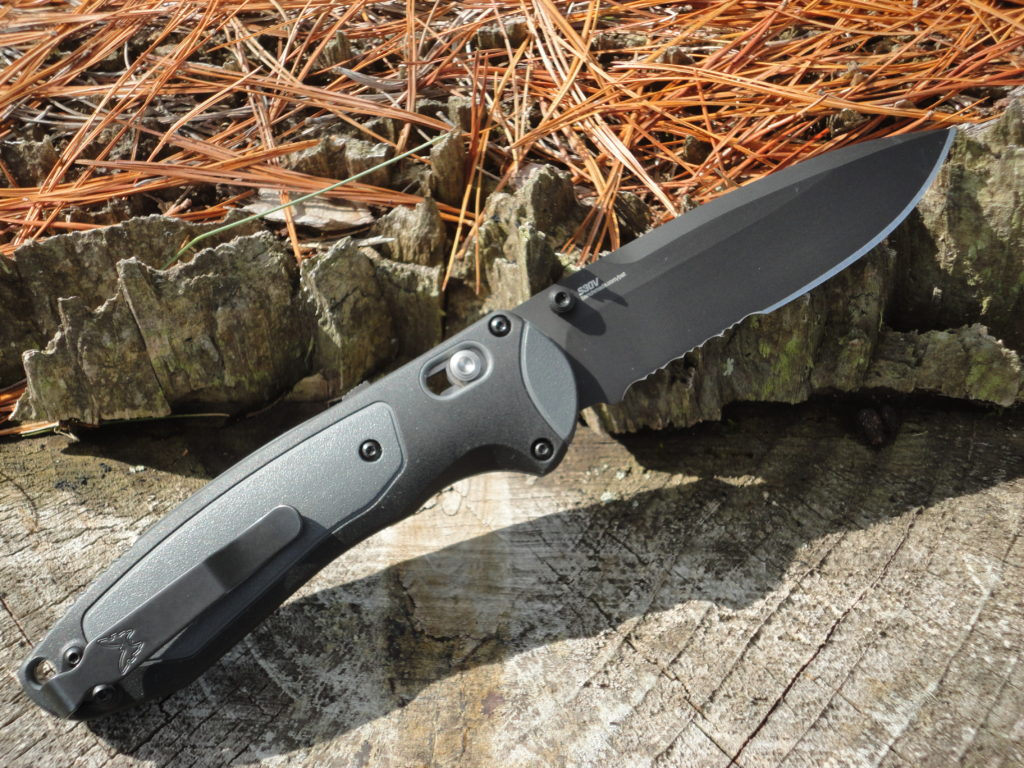 Benchmade 590SBK Boost