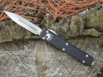 Microtech 122-4 Dagger Blade Ultratech