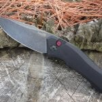 Kershaw KS7100BW Launch 1 Auto