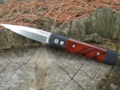 ProTech 906-C Cocobolo Godfather