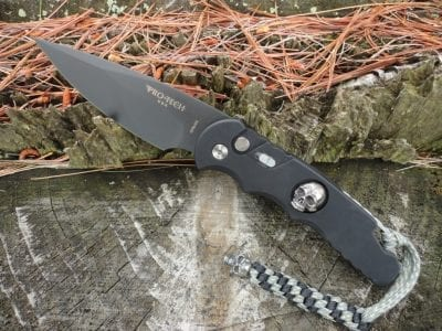 ProTech TR-4.J10R Johnny 10 Rings Tactical Response 4