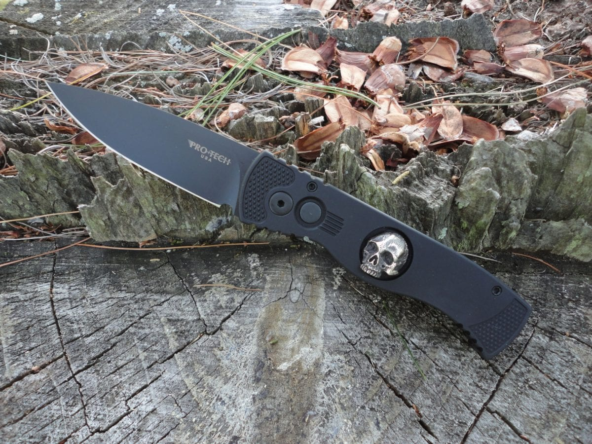 ProTech TR-2.J10R Johnny 10 Rings Tactical Response 2