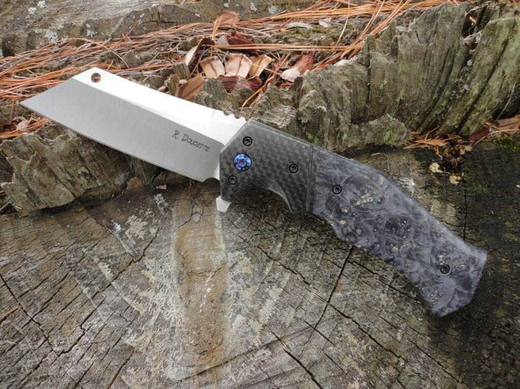Randy Doucette Custom Shogun Cleaver