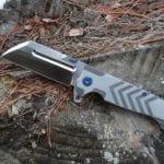 ADV Tactical TAC Butcher-Blue Hardware