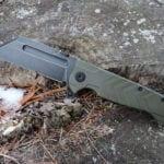 ADV Tactical TAC Butcher-OD Green Handle