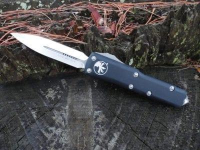 Microtech 232-4 Double Edge Dagger Blade UTX-85