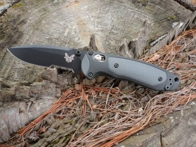 Benchmade 595SBK Mini-Boost