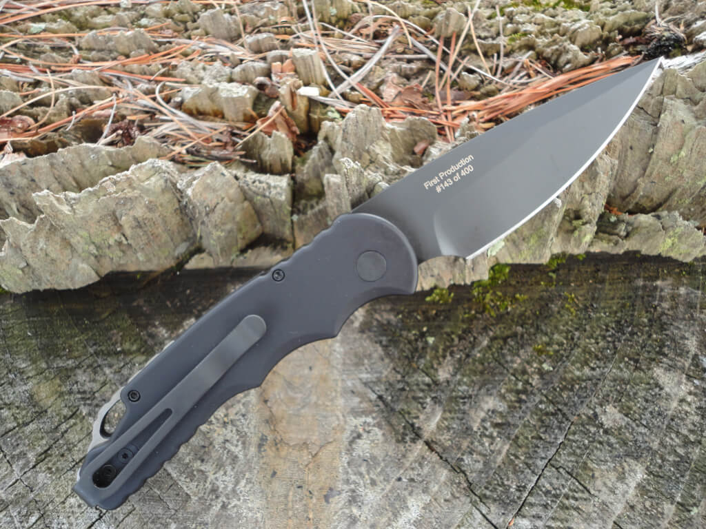 ProTech T503 Tactical Response 5 First Production Run
