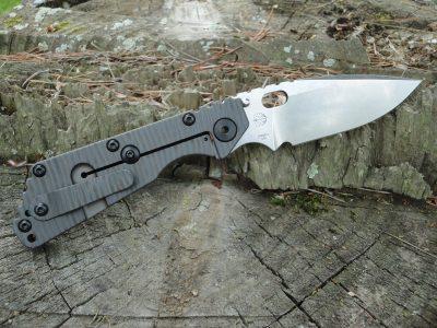 M. Strider SMF Gunner Grip Aluminum