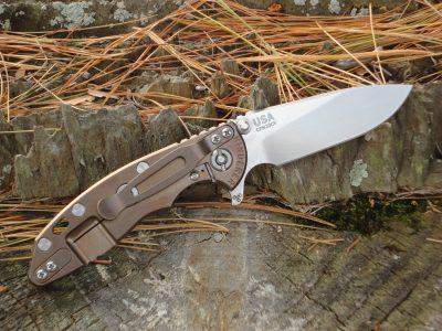 Hinderer Knives XM-18 3.0 Slicer - Black