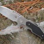 Hinderer Knives Fulltrack - Black G-10