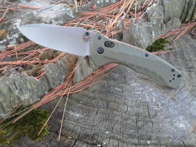 Benchmade 980 Turret AXIS Lock