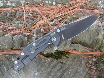 Hinderer Knives XM-18 3.5 Sheepsfoot - Black