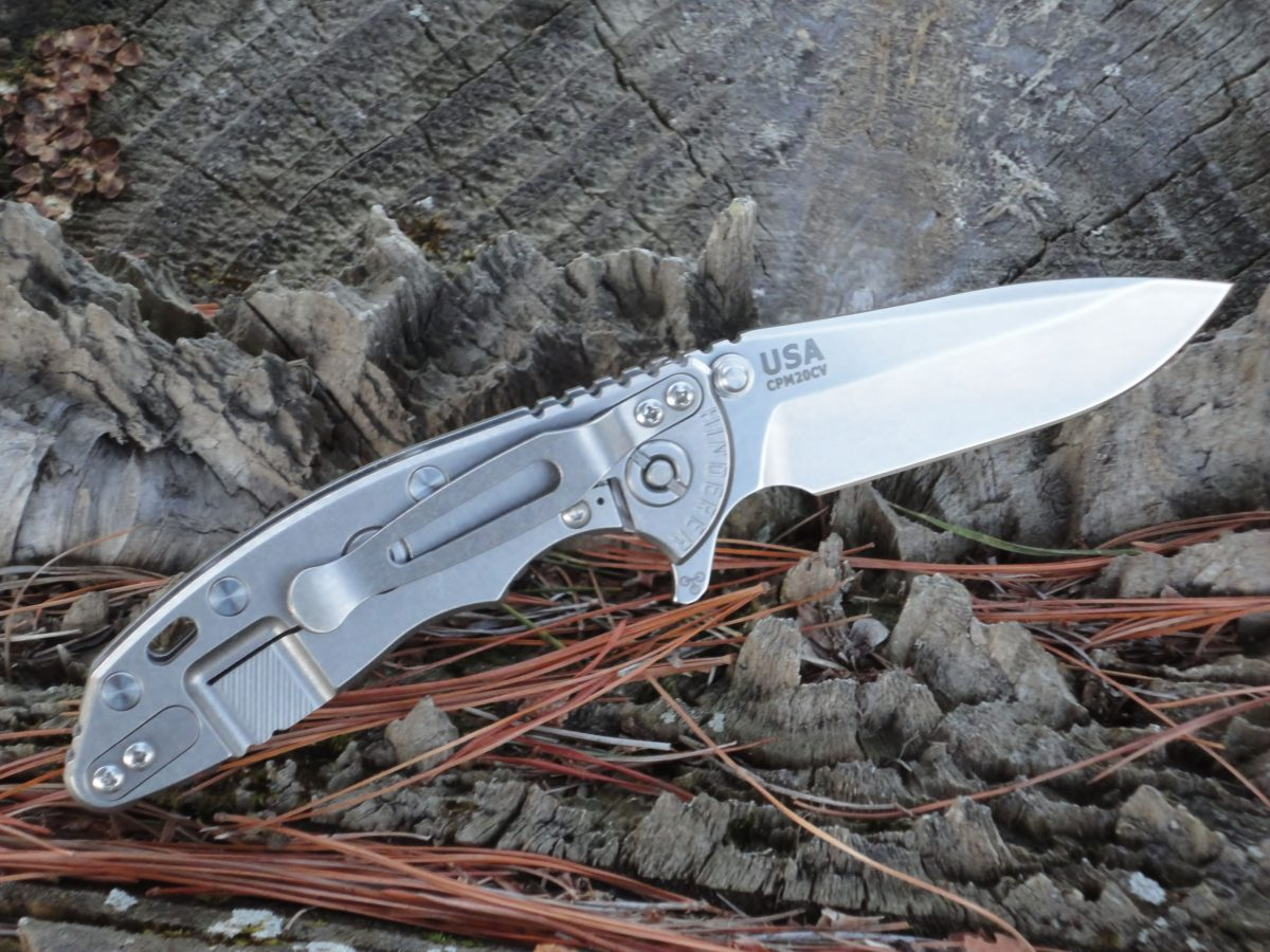 Hinderer XM-18 3.0 Spearpoint - Coyote