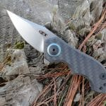 Zero Tolerance 0022 Small Galyean Frame Lock