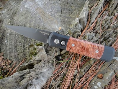 ProTech 707 Maple Burl Godson