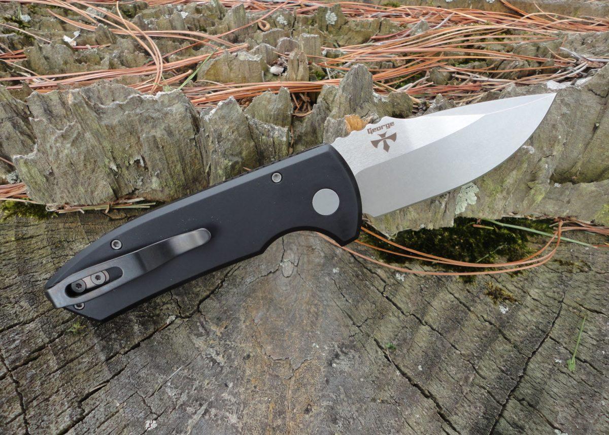 ProTech LG401 SBR (Short Blade Rockeye)