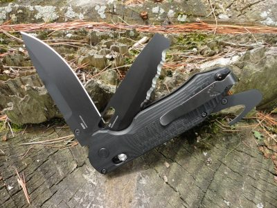 Benchmade 365BK Outlast Rescue Knife