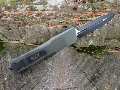 Microtech 142-3OD Combat Troodon