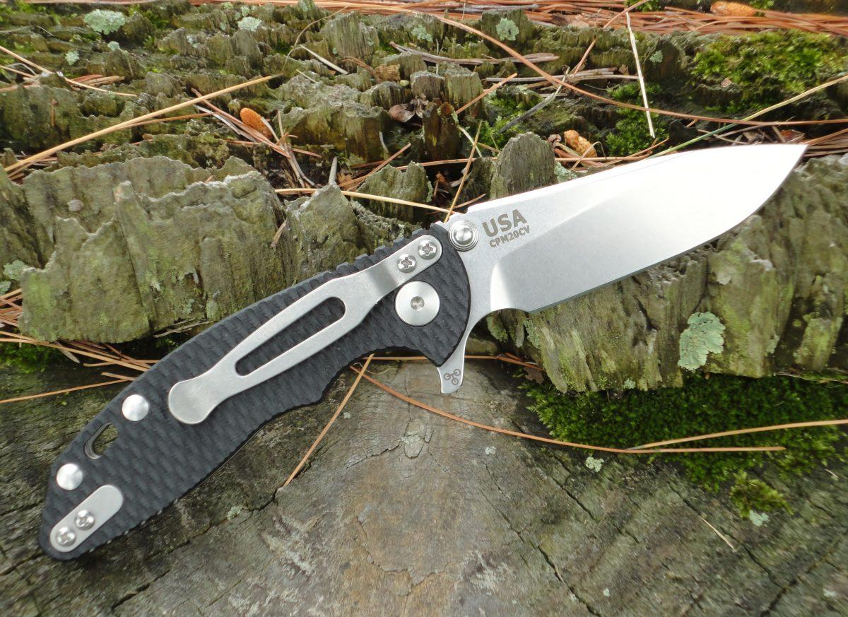 Hinderer XM-18 3.0 Skinny Slicer - Black