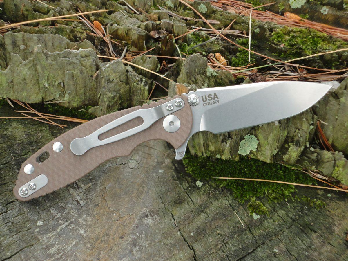Hinderer XM-18 3.0 Skinny Slicer - FDE