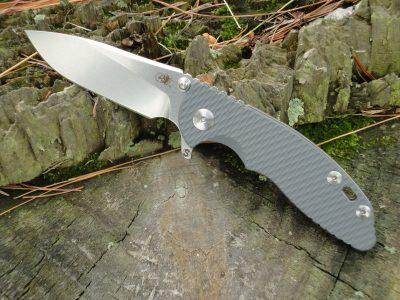 Hinderer XM-18 3.0 Skinny Slicer - Gray