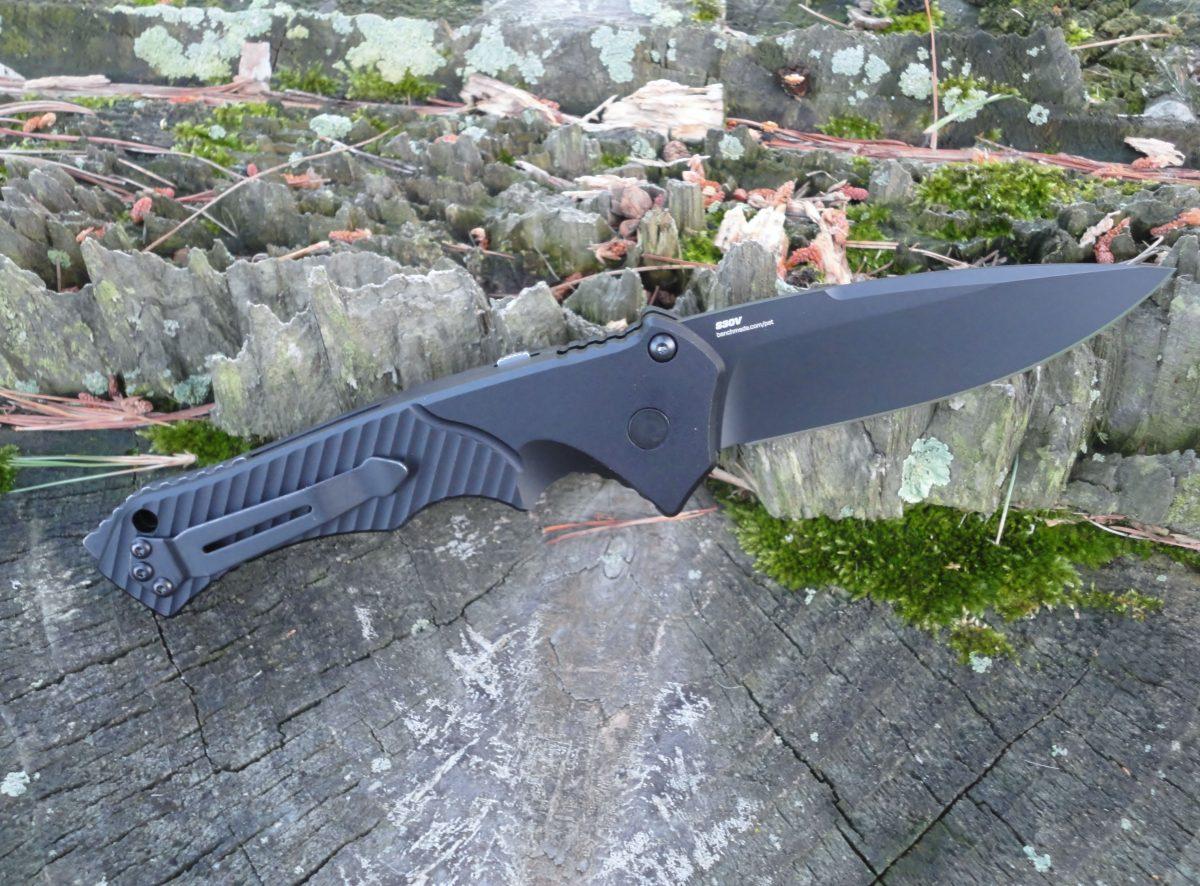 Benchmade 9600BK Rukus II Automatic