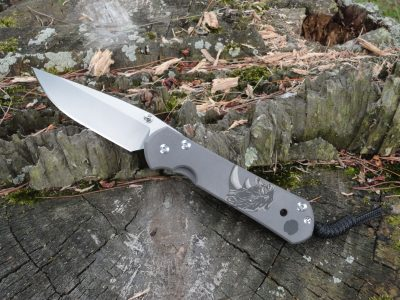 Chris Reeve Large Sebenza 21 CGG Rhino