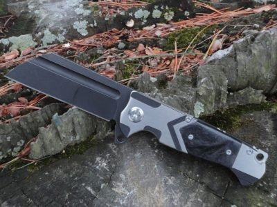 ADV Tactical Butcher DG-Carbon Fiber