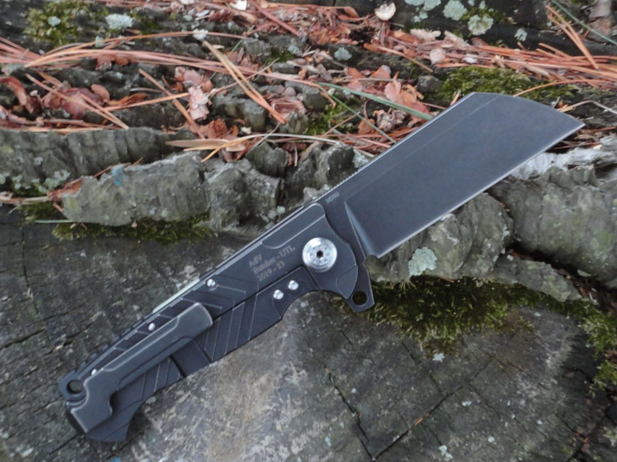 ADV Tactical Butcher UTL-Blackout