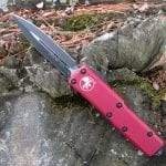 Microtech 232-1RD Red UTX-85