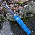 Microtech 148-1BL Blue UTX-70