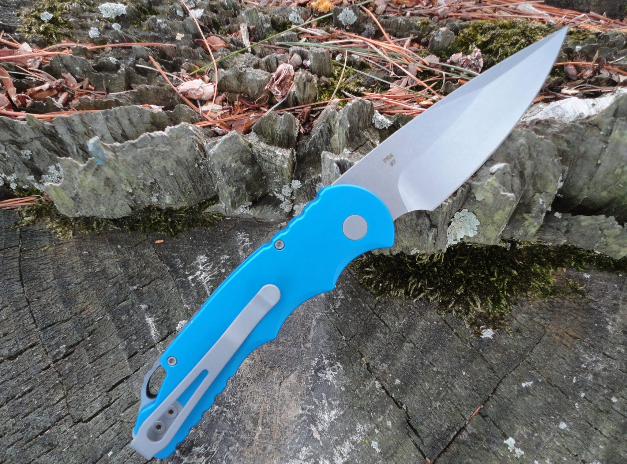 ProTech T501-BLUE Tactical Response 5