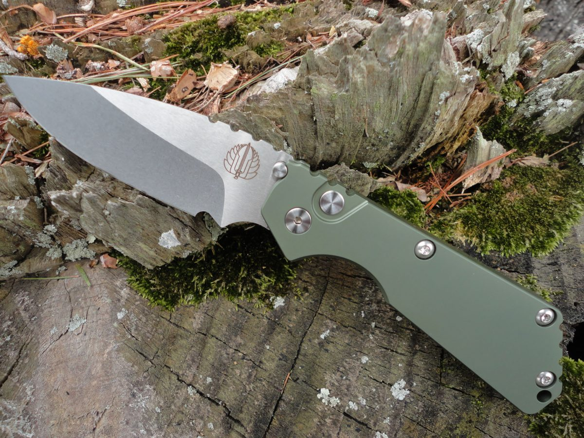 ProTech 2401-GREEN ProTech-Strider SnG Auto