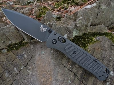 Benchmade 535BK-2 Black Bugout