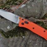 Benchmade 533 Mini Bugout-Orange