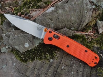 Benchmade 533 Mini Bugout-Orange