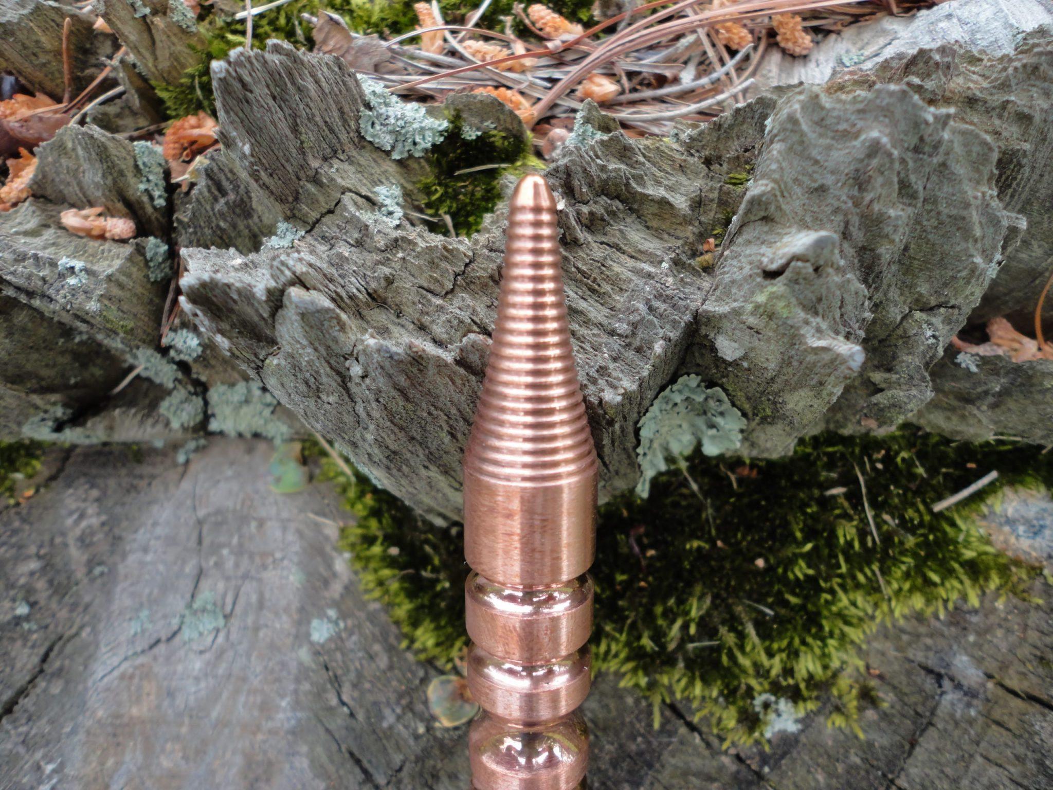 Hinderer LK-1 Copper (Little Kubaton)