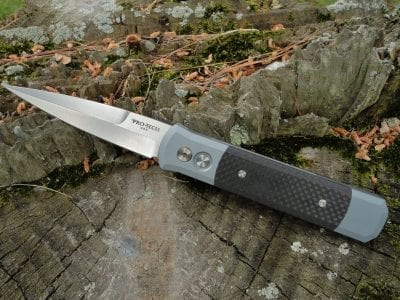 ProTech 900CF Carbon Fiber Godfather
