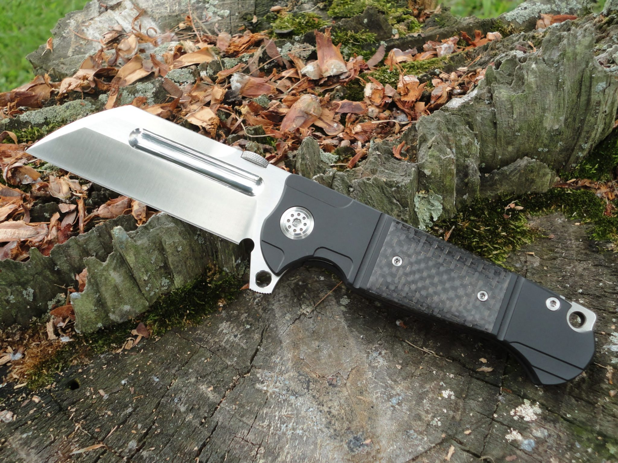 ADV Tactical TAC Butcher-Carbon Fiber