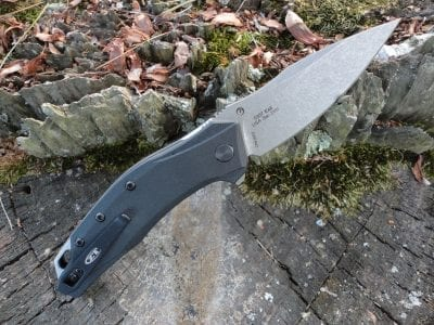 Zero Tolerance 0357 Assisted Flipper