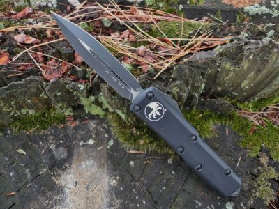 Microtech 232-1T Tactical UTX-85