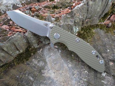 Hinderer XM-18 3.0 Skinner - OD Green